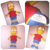 Bart Simpson The Simpsons Universal Studios Matt Groening Plush Stuffed Toy Doll