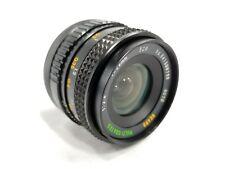 Sears 28mm f2.8 MULTI COATED AUTO Prime Lens for Canon FD A-1 AE-1
