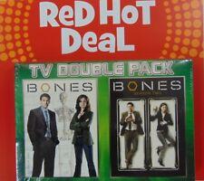 Bones Season 1 & 2 TV Double Pack DVD Drama Detective Police Suspense TV Series