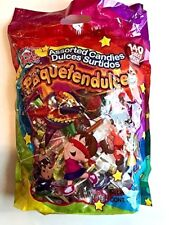 Cool Toons Assorted candies Paquetendulces 140-pcs 5-lb (2,267g) Mexican candys