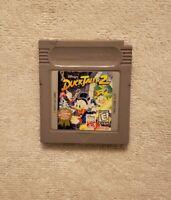 Disney's DuckTales 2 Nintendo Game Boy Vintage Video Game Original