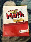 McGraw-Hill MyMath Grade 1, Vol 2 *TEACHER EDITION*