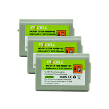 3 Cordless Home Phone Battery for Panasonic HHR-P103 HHRP103 HHR-P103A