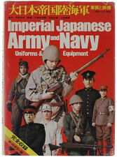 IMPERIAL JAPANESE ARMY AND NAVY UNIFORMS & EQUIPMENT.