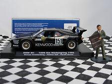 FLYSLOT BMW M1 1000 km NURBURGRING 1986 #151 0501105 1:32 Ranura Nuevo Y En Caja