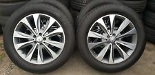"GENUINE FACTORY 20"" 2012-Current Mercedes Benz GL 500 X166 ALLOY WHEELS & TYRES"