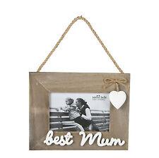 Ashley ferme best mum bois rectangle photo cadre photo 6X4