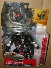 Transformers 4 AOE AD17 DARKSIDE SOUNDWAVE Deluxe Movie Advanced Takara Mercedes