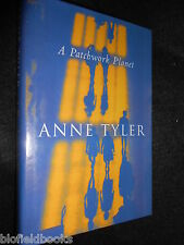A Patchwork Planet by Anne Tyler - 1998-1st Ed - Hardcover - Literary Fiction