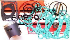 Cagiva Mito 125 Domed Top Twin Anello Top End Rebuild Kit Inc Piston & Gaskets