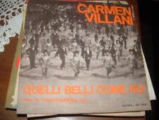 """CARMEN VILLANI  SIGLA TV CANZONISSIMA'69 """" QUELLI BELLI COME NOI """"  ITALY'69"""