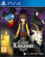 The Count Lucanor [Sony PlayStation 4 PS4 Region Free, Fantasy Action Adventure]