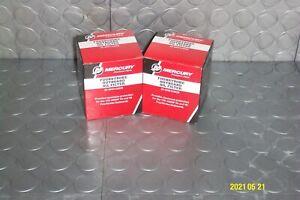 Mercury Marine Outboard Oil Filter 175-450 HP V6 V8 4 Stroke 35-8M0123025 2 Pack