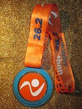 Utah Valley ASEA Marathon Race Running Finisher Medal