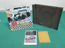 NEC PC Engine HuCARD -- F1 CIRCUS -- JAPAN. GAME. Work. 11171