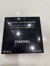 CHANEL Fleurs De Printemps and Highlighter Duo Limited-edition by Lucia Pica