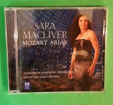 CD - Sara Macliver - Mozart Operas - Tasmanian Symphony Orchestra