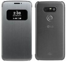 Cover e custodie nero metallizzato LG per cellulari e palmari