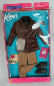 Barbie Fashion Avenue Pack 2001 NEW NRFB Sweet Talker Ken Style Damage Box