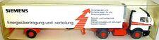 énergie et distribution Siemens WERBEMODELL WIKING emballage d'origine 1:87 Å