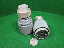 (1) PL-P172 CONNECTOR for SCR-522 VHF AIRCRAFT RADIO NOS