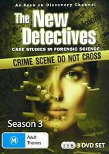 The New Detectives: Season 3 - DVD Region 4 Brand New Free Shipping