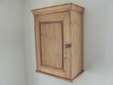 Pine kitchen wall unit made by our own carpenters 50cm width. CLEARANCE SALE