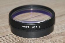 Zeiss op microscopio microscope opmi objetivamente f 400 láser