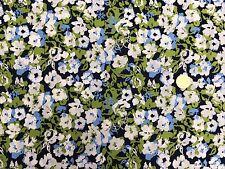 John Lewis Algodón 100%, ensalada de aguacate' ', (1.30 M x 1.40 M Pieza) tela del vestido
