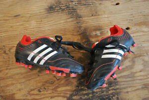 Kids Toddler Shoe Football ADIDAS 11 Nova TRX Fg Art. Q23907 sz 11 Cleats Fixed