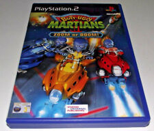 Butt Ugly Martians Zoom or Doom PS2 PAL *Complete*