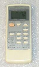 Genuine Sharp Portable Air Conditioner Replacement Remote Control CRMC-A729JBEZ