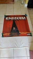 Eminem the eminem show album Poster Duratran Lightbox 4' ft x 4' ft rare