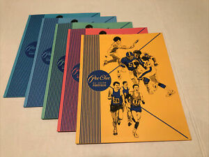 Pee Chee Folders (5 pack assorted colors)