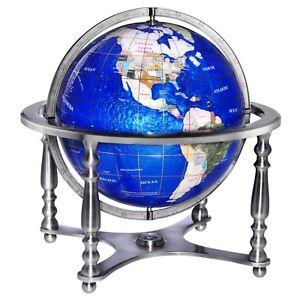 Replogle Compass Jewel 13 Inch Desktop World Globe