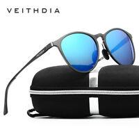 VEITHDIA Aluminum Mens Polarized Sunglasses Pilot Sport Driving Eyewear Glasses