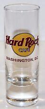 """Hard Rock Cafe - Washington D.C. - Shot Glass Shooter 4 """" Tall"""
