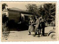 WW 2 Russland Feldzug Sept 1941 Besprechung der Heeres Nachrichten-Führer (2)