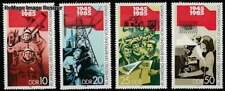 DDR postfris 1985 MNH 2941-2944 - Bevrijding Fashisme 40 Jaar