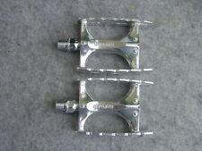 MKS  CT Lite Sportpedal Aluminium 9/16 silber