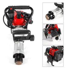 2Stroke 32.5cc Gas Powered T-Post Driver Push Pile Driver Engine Farm Fence 0.9L