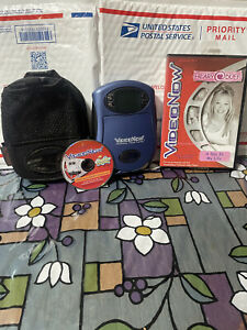 Vintage WORKS Video Now Video Player w Case & Spongebob & Hillary Duff Discs