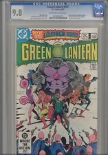 Green Lantern 161  CGC 9.8 Omega Men first Appearnce