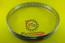 F3-2204218 CERCHIO 1.50 - 17 36 FORI per Ciclomotori Piaggio  Cromato in Acciaio