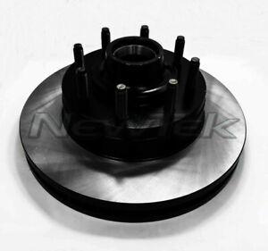 Disc Brake Rotor-Black Knight Front NewTek 54164E