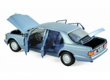 Mercedes Benz 560 SEL 1991 blau met. 1:18 Norev