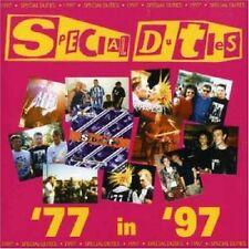 Special Duties '77 In '97 CD+Bonus Tracks NEW SEALED Punk Oi!