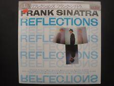 FRANK SINATRA REFLECTIONS JAPAN JAPANESE Columbia VINYL LP RECORD NEW SEALED