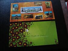 FRANCE - 2 cartes (jardins de versailles/parc floral de paris) (cy52) french