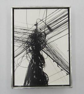 Bert Teunissen (b.1959) photo street lamp 2010 1/10 artist's frame